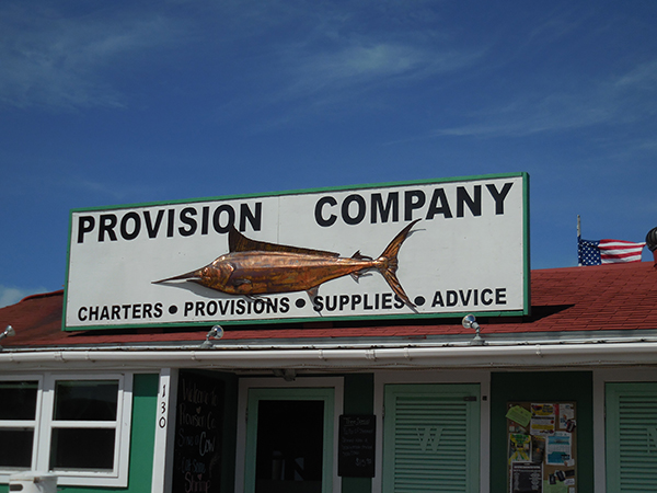 Southport NC Provision