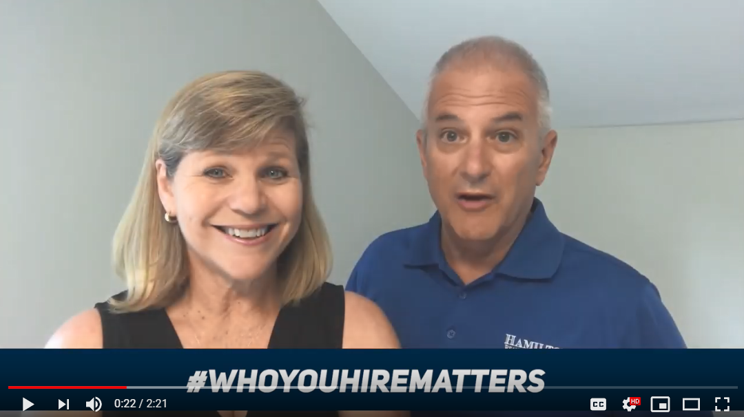 Who You Hire Matters