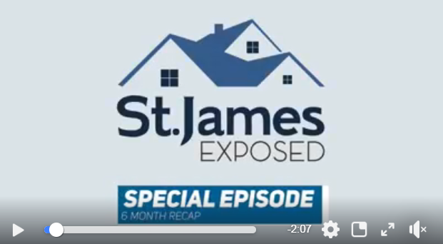 St James Exposed