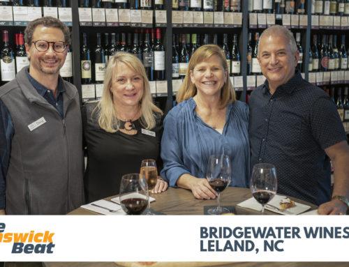 Brunswick Beat — EPISODE 10 —  Bridgewater Wines — Leland, NC