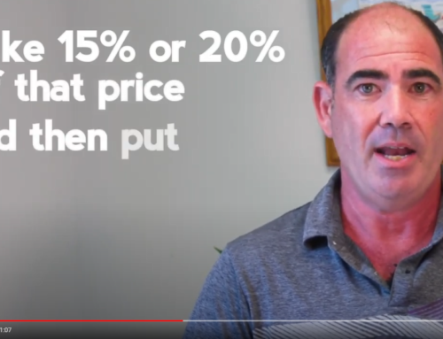 Pricing Strategy for Selling